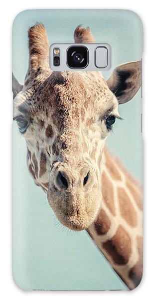 The Baby Giraffe Galaxy S8 Case