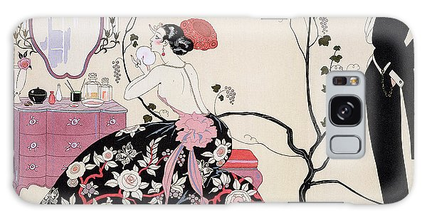 Colours Galaxy Case - The Backless Dress by Georges Barbier