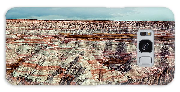 The Badlands Of South Dakota I Galaxy Case