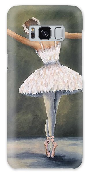 The Ballerina V Galaxy Case by Torrie Smiley