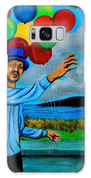 The Balloon Vendor Galaxy Case