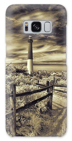 The Barnegat Lighthouse New Jersey Galaxy Case
