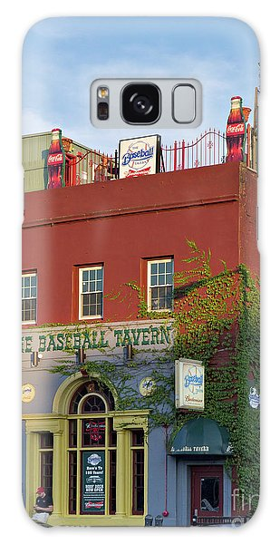 The Baseball Tavern Boston Massachusetts  -30948 Galaxy Case