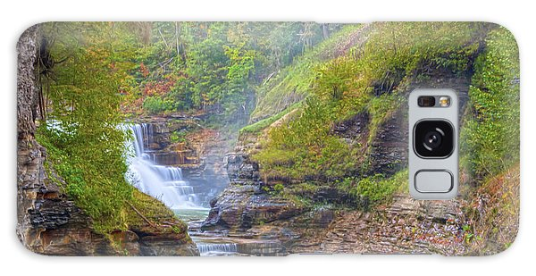 The Bashful Lower Falls Galaxy Case by Angelo Marcialis