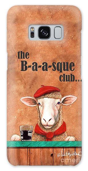 the Basque Club Galaxy Case