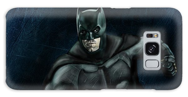 Ben Affleck Galaxy S8 Case - The Batman by Vinny John Usuriello