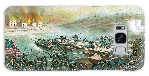 Battle Galaxy Case - The Battle Of Fredericksburg by War Is Hell Store