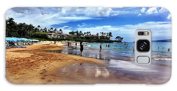 The Beach 2 Galaxy Case
