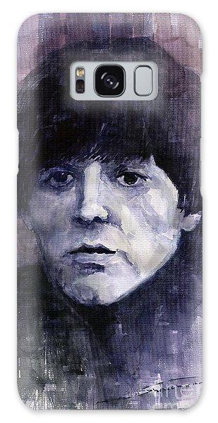 Portret Galaxy Case - The Beatles Paul Mccartney by Yuriy Shevchuk