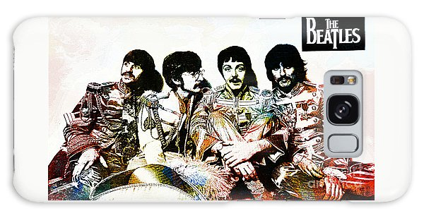 The Beatles--sargent Peppers Lonely Hearts Club Band Galaxy Case