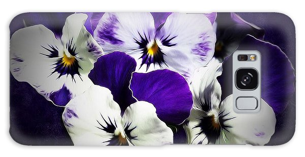 The Beauties Of Spring Galaxy Case by Gabriella Weninger - David