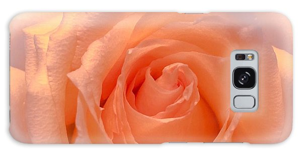 The  Beauty Of A Rose  Copyright Mary Lee Parker 17,  Galaxy Case by MaryLee Parker