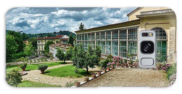The Beauty Of The Boboli Gardens Galaxy Case