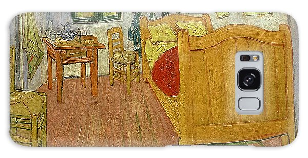 Table Galaxy Case - The Bedroom by Vincent van Gogh