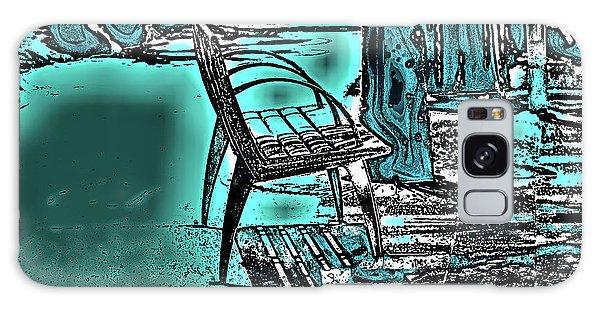 The Bench Galaxy Case