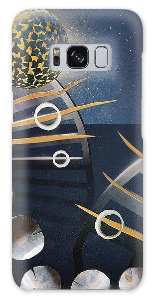 The Big Bang Galaxy Case by Michal Mitak Mahgerefteh