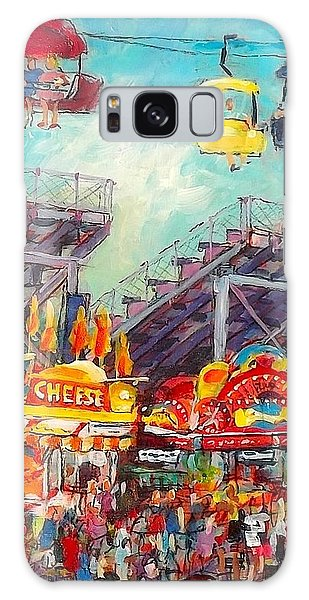The Big Cheese Galaxy Case by Les Leffingwell