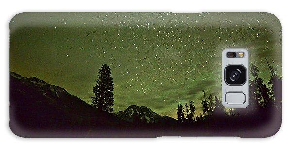 The Big Dipper Over Mount Moran Galaxy Case