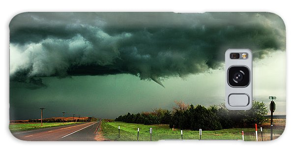 The Birth Of A Funnel Cloud Galaxy Case