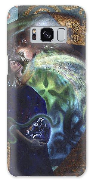 The Birth Of The World Galaxy Case by Ragen Mendenhall