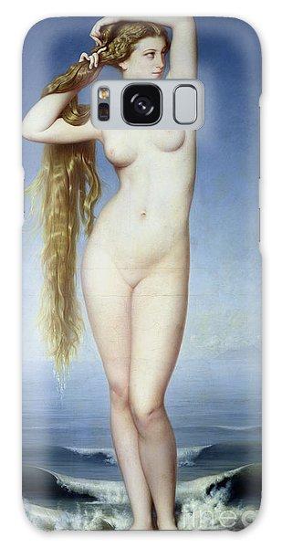 Venus Galaxy Case - The Birth Of Venus by Eugene Emmanuel Amaury Duval