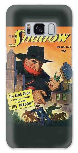 The Shadow The Black Circle Galaxy Case