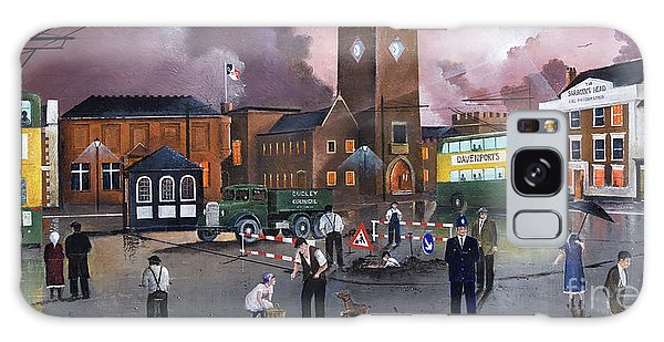 Dudley Trolley Bus Terminus 1950's Galaxy Case