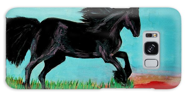 The Black Stallion Galaxy Case