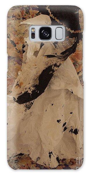 Scarf Galaxy Case - The Black Umbrella by Nancy Kane Chapman