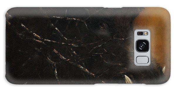 The Black Wildboar Galaxy Case
