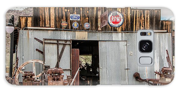 The Blacksmith Shop Galaxy Case
