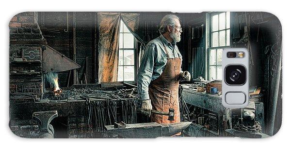 The Blacksmith - Smith Galaxy Case