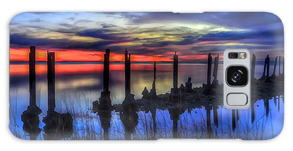 The Blue Hour Comes To St. Marks #2 Galaxy Case