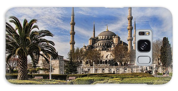 The Blue Mosque In Istanbul Turkey Galaxy S8 Case