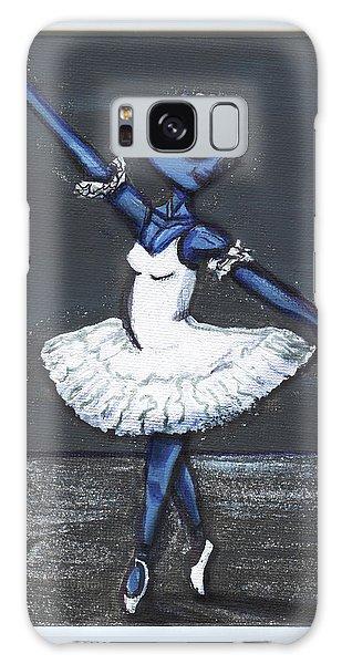 The Blue Swan Galaxy Case