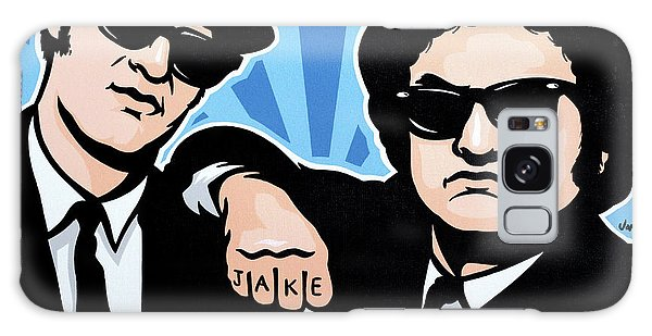 Brothers Galaxy Case - The Blues Brothers by James Lee