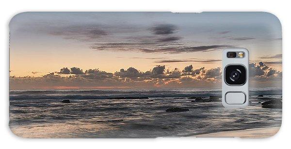 The Blues - Sunrise Seascape  Galaxy Case