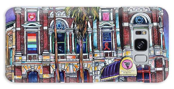The Bonham Exchange Galaxy Case by Patti Schermerhorn