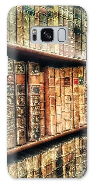 The Bookcase Galaxy Case
