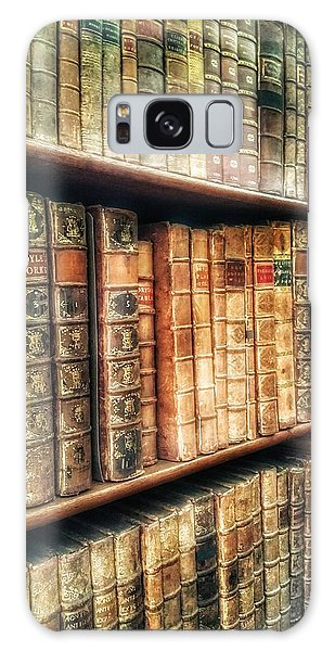 The Bookcase Galaxy Case by Isabella F Abbie Shores FRSA