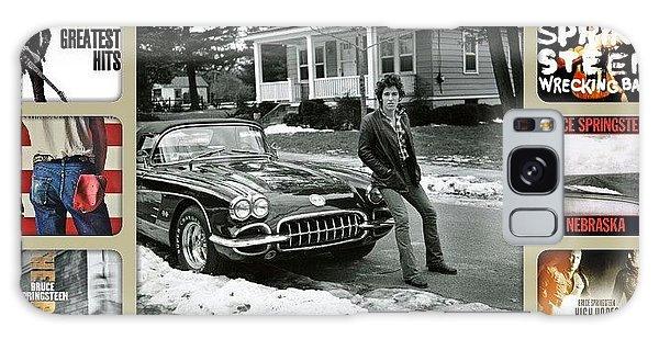 The Boss Mr Bruce Springsteen Galaxy Case
