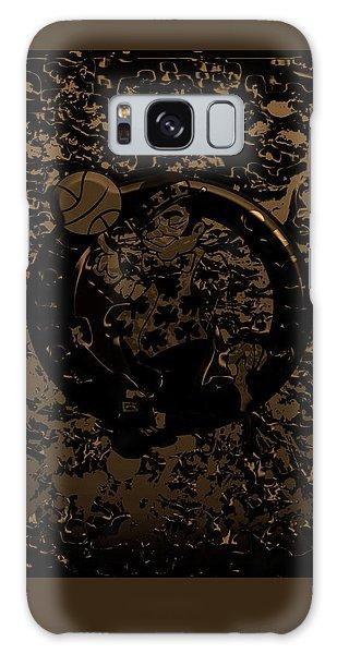 The Boston Celtics 1f Galaxy Case by Brian Reaves
