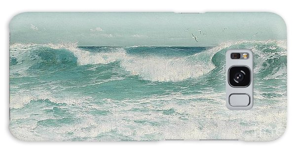Breaking Dawn Galaxy Case - The Breaking Wave by Celestial Images