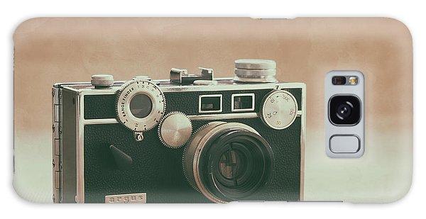 Galaxy Case featuring the photograph The Brick by Ana V Ramirez