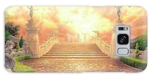 Death Galaxy Case - The Bridge Of Triumph by Chuck Pinson