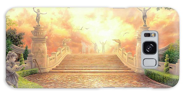 Soul Galaxy Case - The Bridge Of Triumph by Chuck Pinson