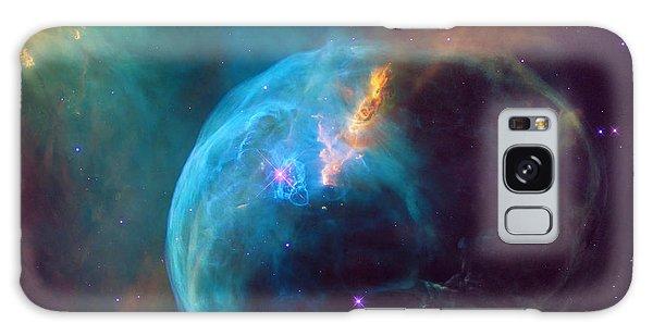 The Bubble Nebula Ngc 7653 Galaxy Case