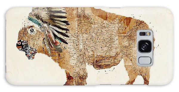 The Buffalo Galaxy Case by Bri B