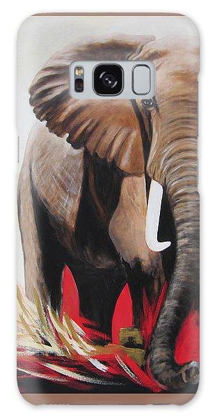 Win Win - The  Bull Elephant  Galaxy Case