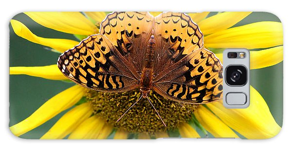 The Butterfly Effect Galaxy Case by Tina  LeCour